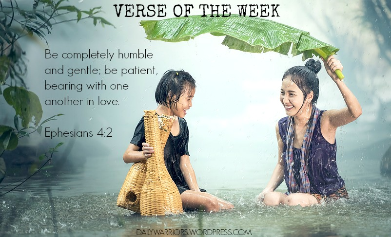 verse of the week