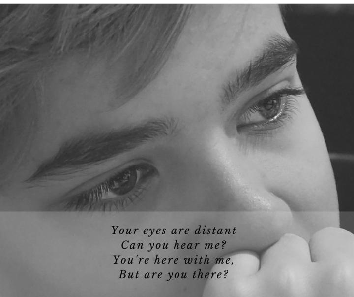distant poem